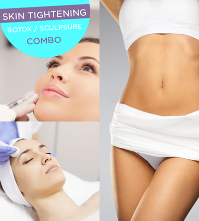 SKIN TIGHTENING / BOTOX / SCULPSURE