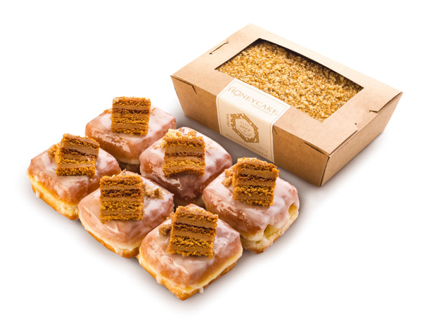 The Honeycake Original Donut Combo Box