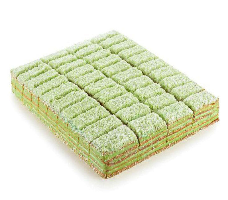 Slab Pandan-Coconut (30 - 40) serves