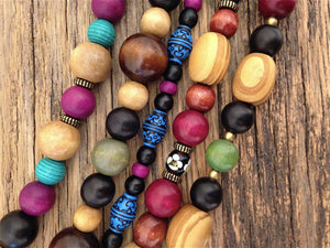 Bead Necklace Collars