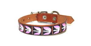 Hand-painted collars size XS