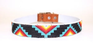 Hand-beaded collars size XX-LARGE