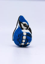 Blue Jay Felti Ornament