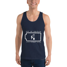 Charging My Spoons (Classic Unisex Tank Top)