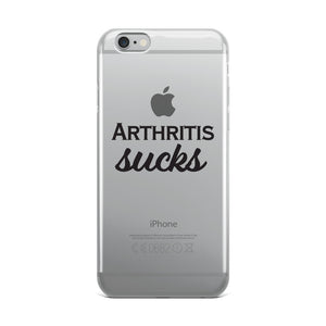 Arthritis Sucks (iPhone Case)