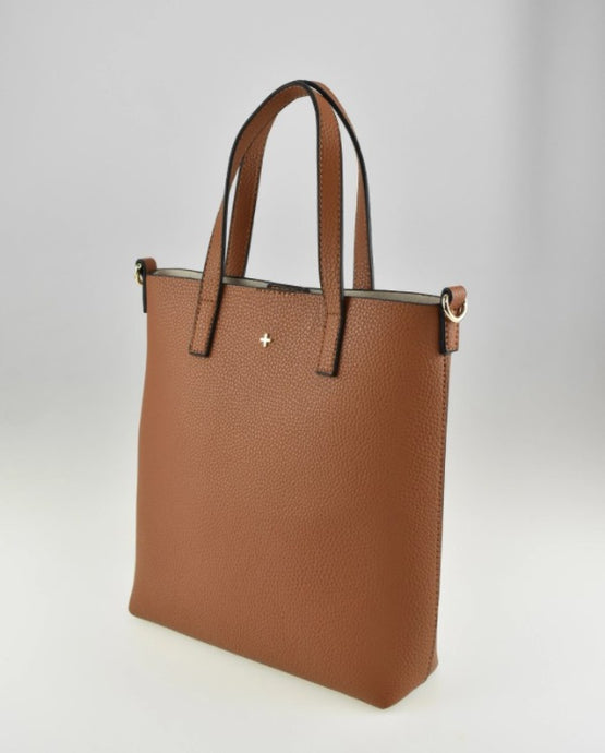 Peta + Jain Sage Mini Tote Tan Pebble