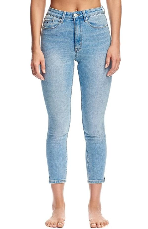 Res Denim Harrys Hi Crop Skinny 76 Vintage