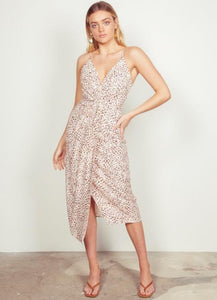 Wish The Label Zahara Midi Dress