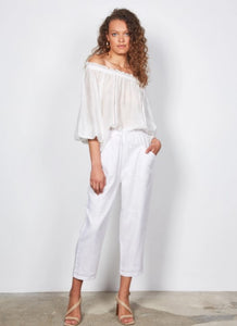 Wish The Label Voyage Blouse White