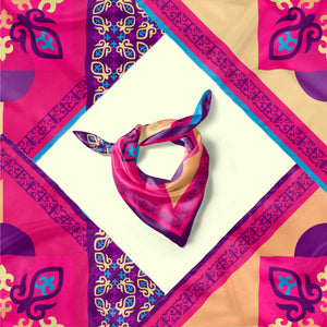 5 Surprising Benefits of Silk Scarves
