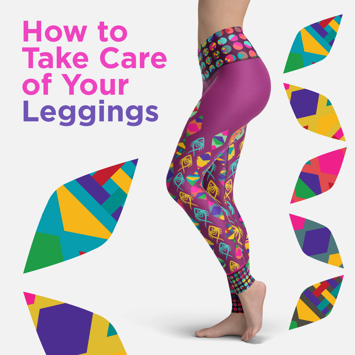 How to take care of your leggings