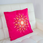 Nakshi Kantha Fish Designer Cushion Cover