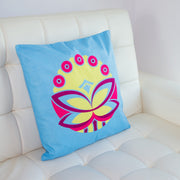 Rickshaw Lily Designer Cushion Cover