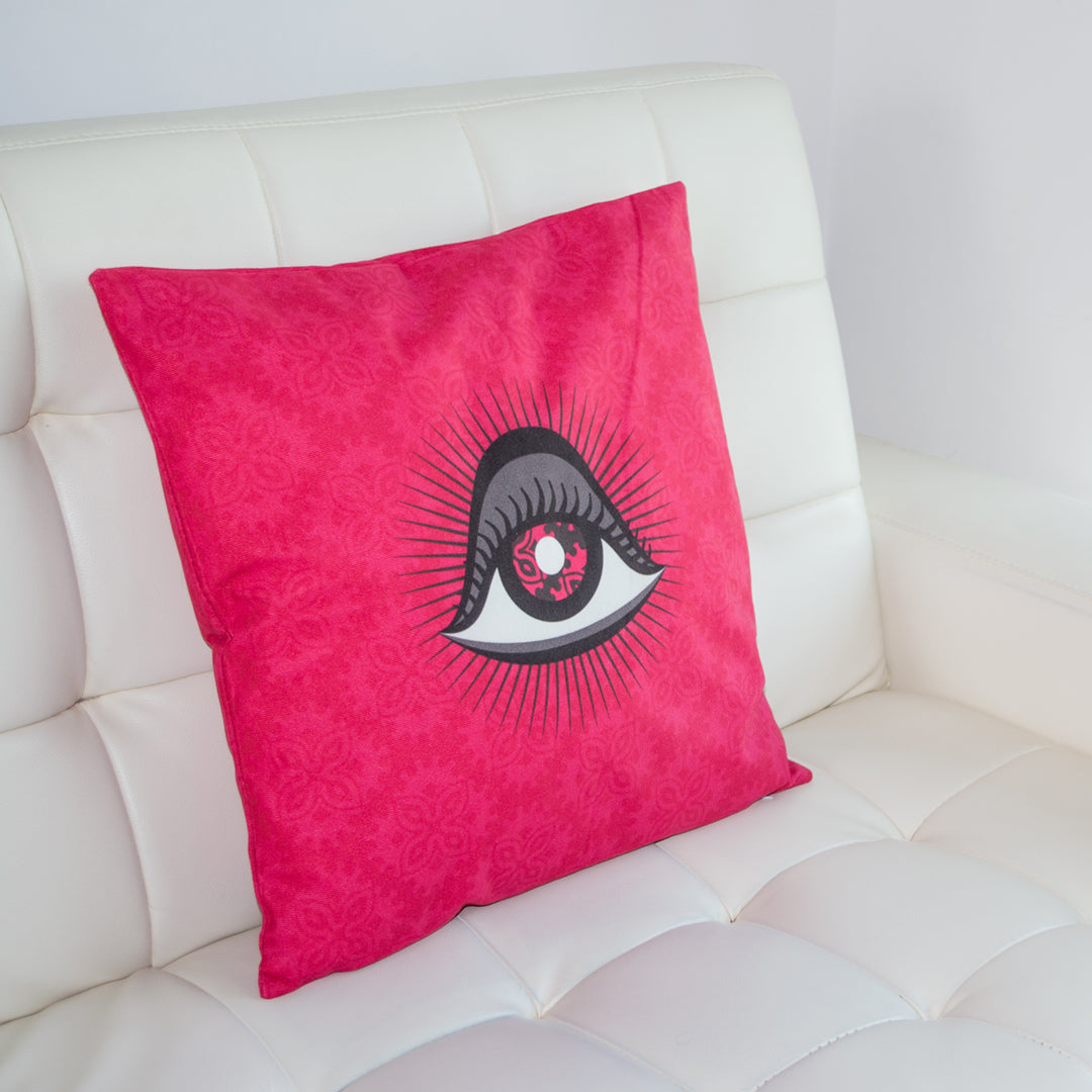 Eastern Eye Designer Cushion Cover