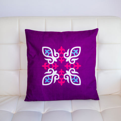 Nomadic Flower Designer Cushion Cover