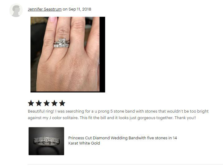 Flawless Carat Customer Review_Jennifer S