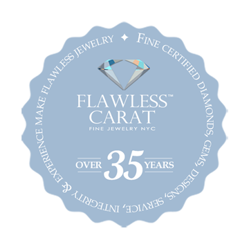 Flawless Carat Over 35 Years SEAL