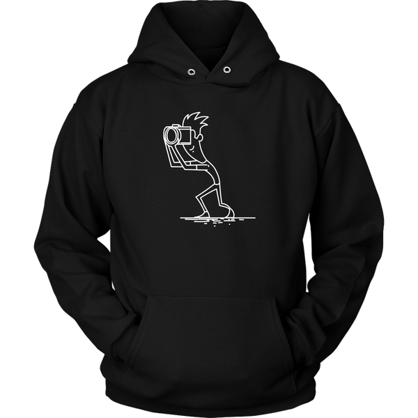 Unisex Hoodie Photographer T-shirt buy now