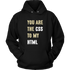 Mens Hoodie You Are The CSS To My HTML T-shirt buy now