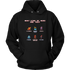Unisex Hoodie What Kind Of Hero Are You T-shirt buy now