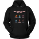 Unisex Hoodie What Kind Of Hero Are You