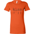 Womens Shirt KISS (Keep It Smple Stupid) T-shirt buy now