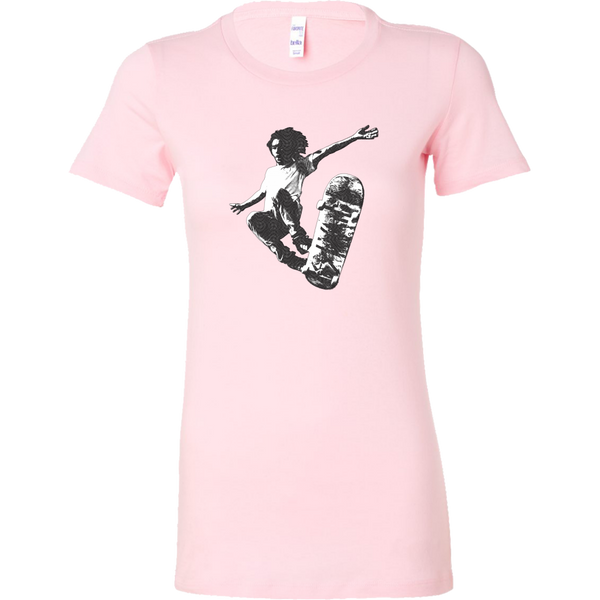 Womens Shirt Urban Skate T-shirt buy now