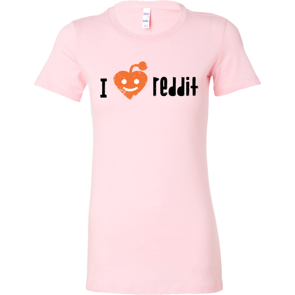 Womens Shirt I Love Reddit T-shirt buy now