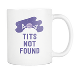 White Mug Tits Not Found