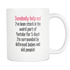 Mug The Weird Part Of  YouTube (white) Drinkware buy now