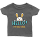 Infant Shirt Hello I'm New Here