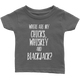 Infant Shirt Where Are My Chicks