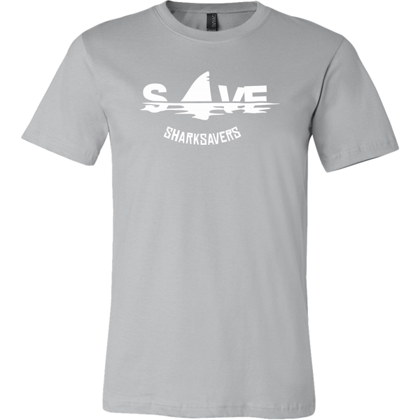 Mens Shirt Sharksavers T-shirt buy now