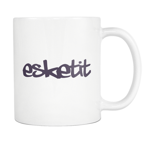 Mug Esketit (white) Drinkware buy now