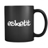 Mug Esketit (black) Drinkware buy now