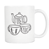 Mug Puer Time (white) Drinkware buy now