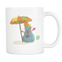 Mug Snowman (white) Drinkware buy now