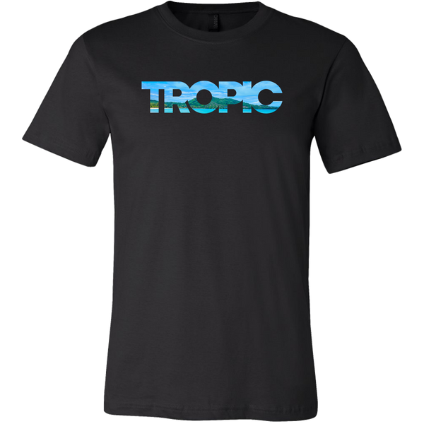 Mens Shirt Tropic T-shirt buy now