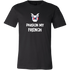 Mens Shirt Pardon My French (white)