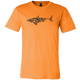 Mens Shirt Save Sharks Let's Save