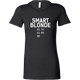 Womens Shirt Smart Blonde