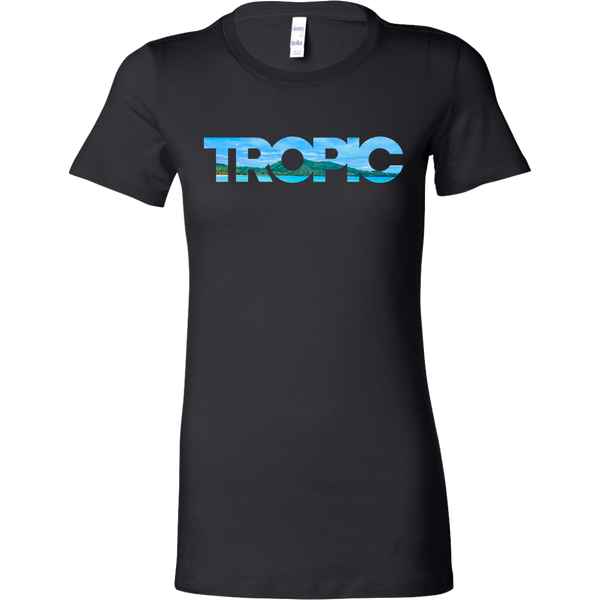 Womens Shirt Tropic T-shirt buy now
