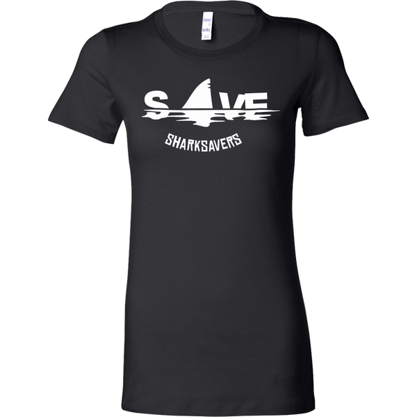 Womens Shirt Sharksavers T-shirt buy now