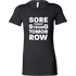 Womens Shirt Sore Today Strong Tomorrow T-shirt buy now