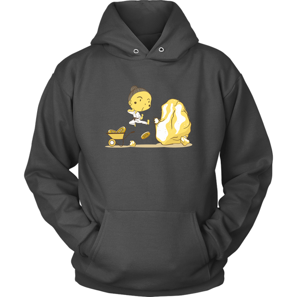 Unisex Hoodie Bitcoin Extraction T-shirt buy now