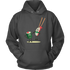 Unisex Hoodie Sushi Love T-shirt buy now