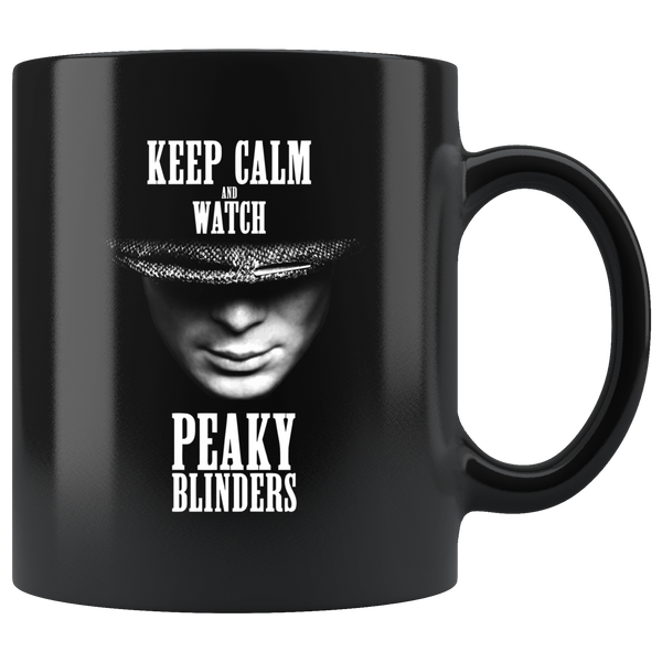 Mug Peaky Blinders (Black)