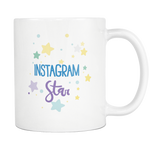 White Mug Instagram Star