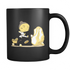 Mug Bitcoin Extraction (black) Drinkware buy now