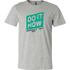 Mens Shirt Do It Now (green print) T-shirt buy now